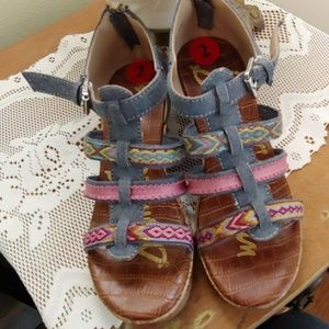 "Sam Edelman Girls Shoes "" Elsie"""